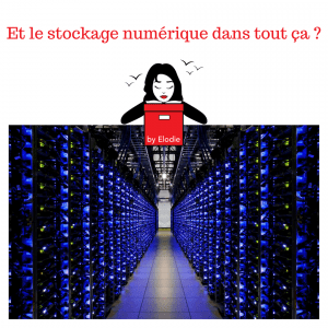 stockage numérique